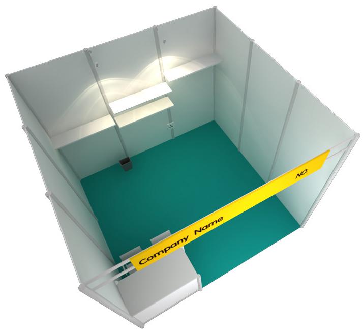 basic booth