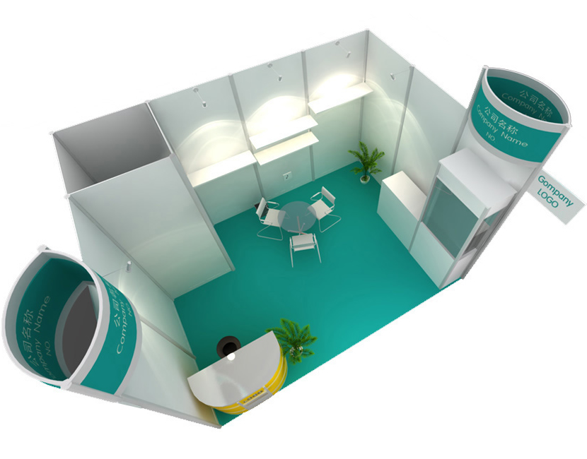 luxury booth